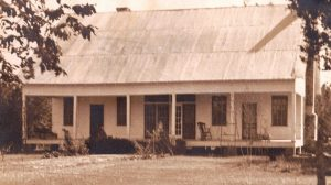 Farm house in Copiah County, MS