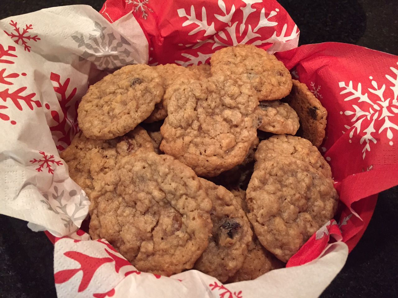 Mamaw's Oatmeal Cookies