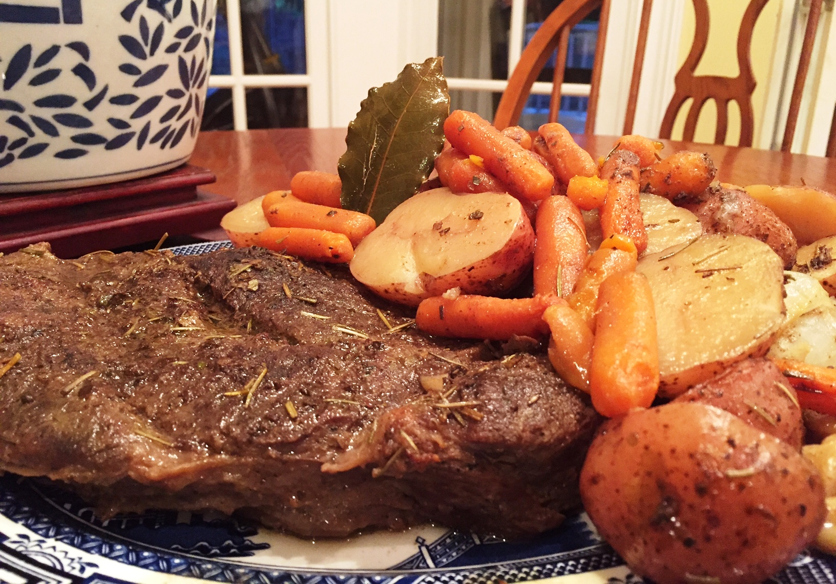 Quick Easy Pot Roast