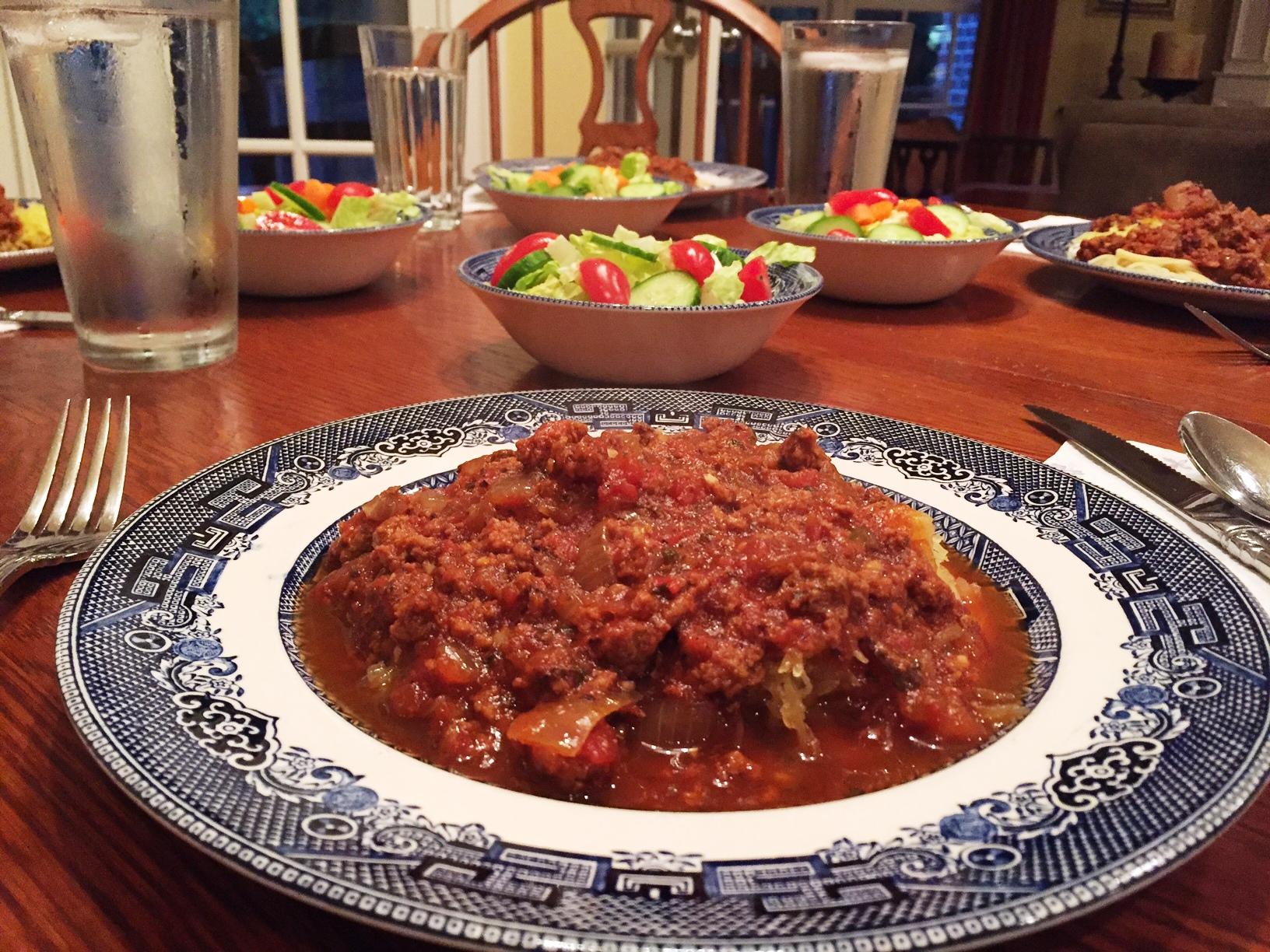 Mama's Italian Spaghetti