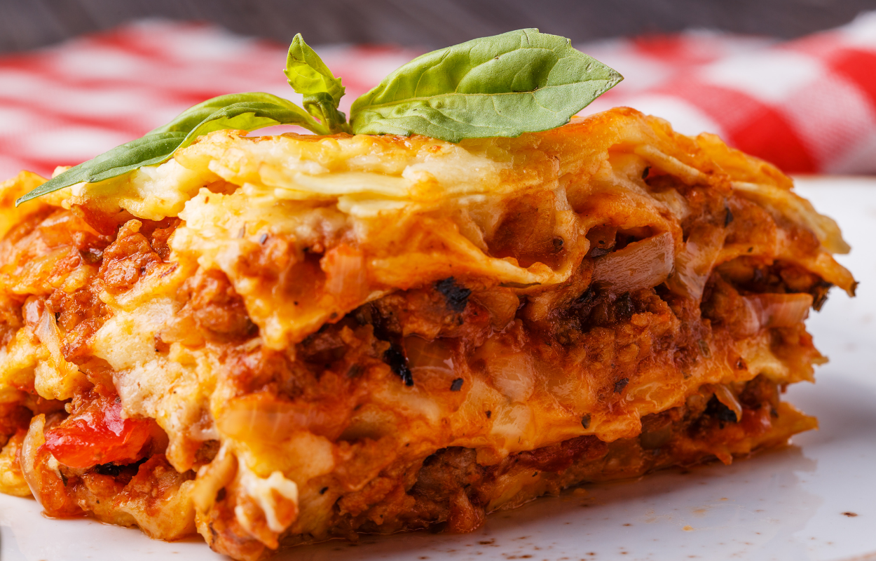 Quick, Easy, and Freezable Lasagna